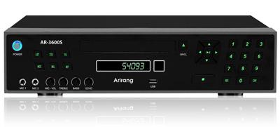 Karaoke Arirang AR-3600S