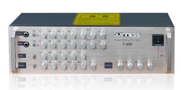 Mixer karaoke Guinness F330