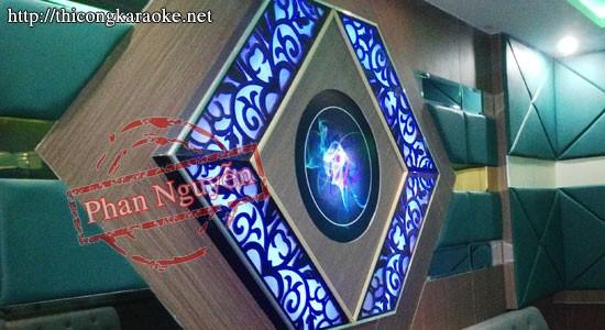Thi công phòng karaoke Merastic (Vũng Tàu)