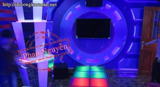 Thi công phòng karaoke 108 (Đồng Nai)