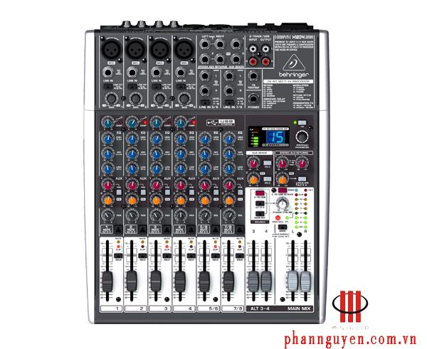 Mixer Behringer XENYX-X1204USB