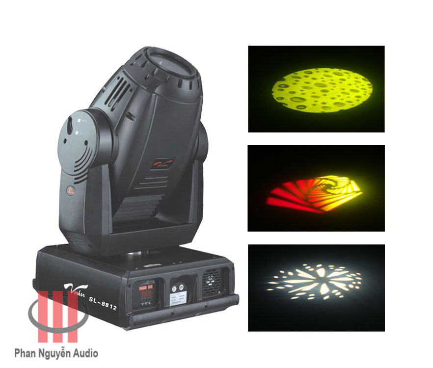 đèn moving head SL 8812