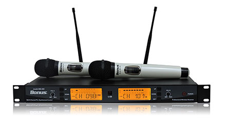 Wireless Micro Bonus BM-999