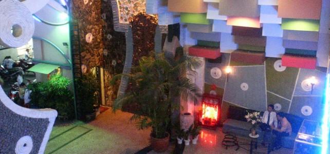 Thi công phòng Karaoke Nice Levis – Sài Gòn
