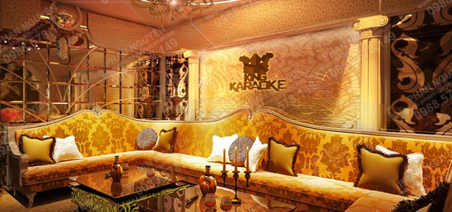 Design style karaoke room Royal