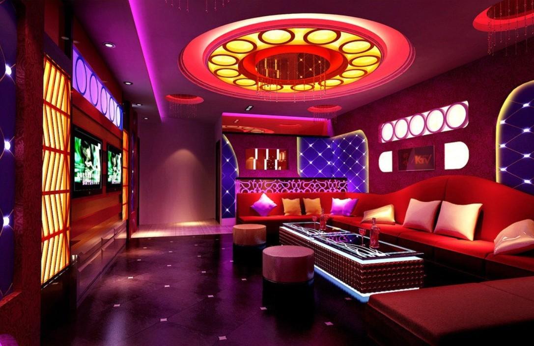 thiết kế phòng karaoke