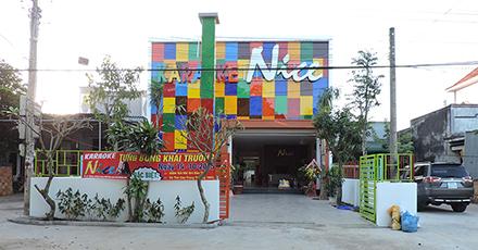 Thi công phòng karaoke Nice Đức Linh -Bình Thuận