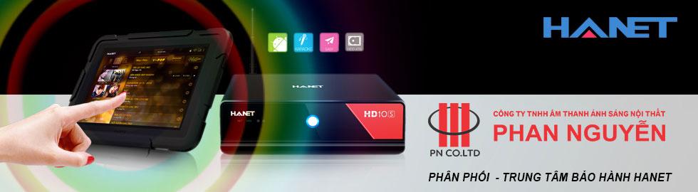 Karaoke Hanet HD