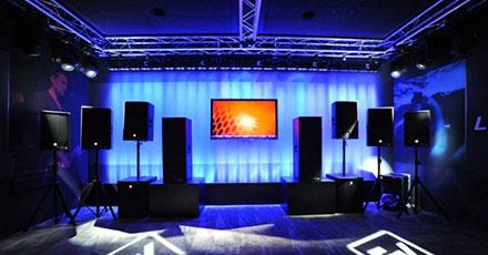Các yếu tố cần chú ý trong thiết kế phòng karaoke