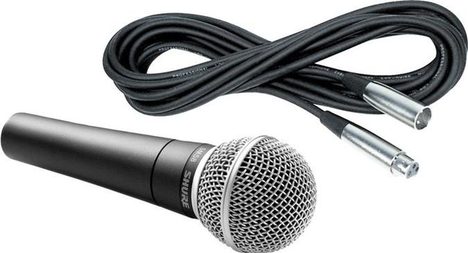 mciro karaoke có dây