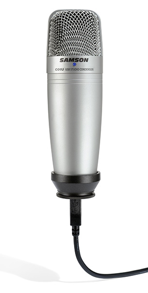 micro condenser samson