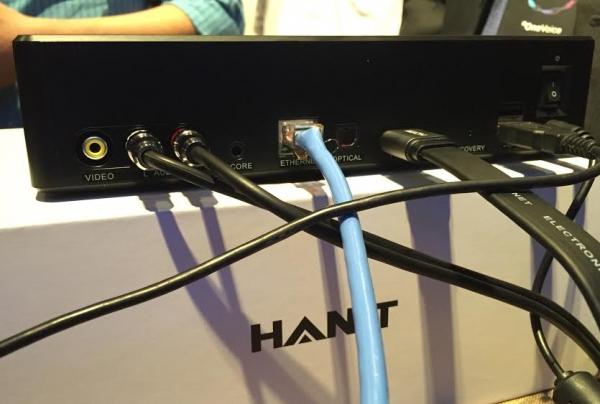 kết nối Hanet