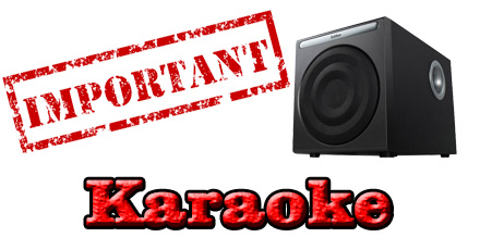 loa sub karaoke