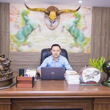 Cường Huỳnh - Chủ tịch hội đồng quản trị karaoke Star