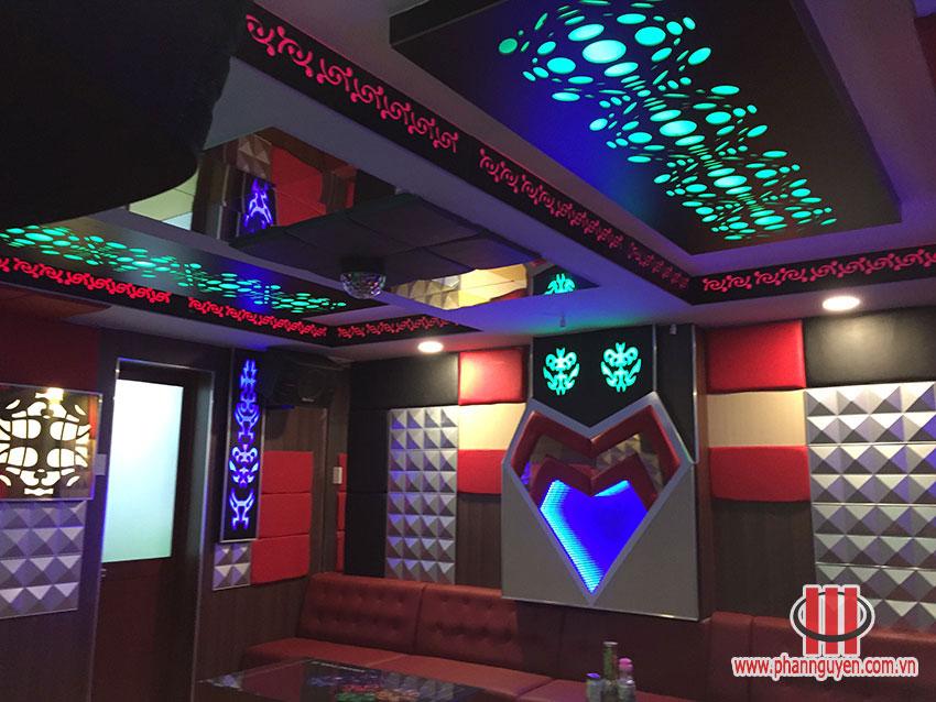Công trình thi công phòng karaoke Fason - Sóc Trăng