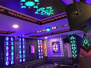 Thi công phòng karaoke Pha Sol 52 – Sóc Trang