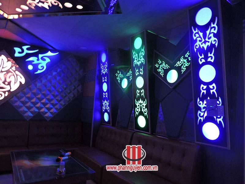 Thi công phòng karaoke Ngọc Huy Q.12