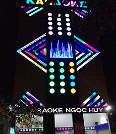 Thi công phòng karaoke Ngọc Huy Q.12 Tp.Hồ Chí Minh