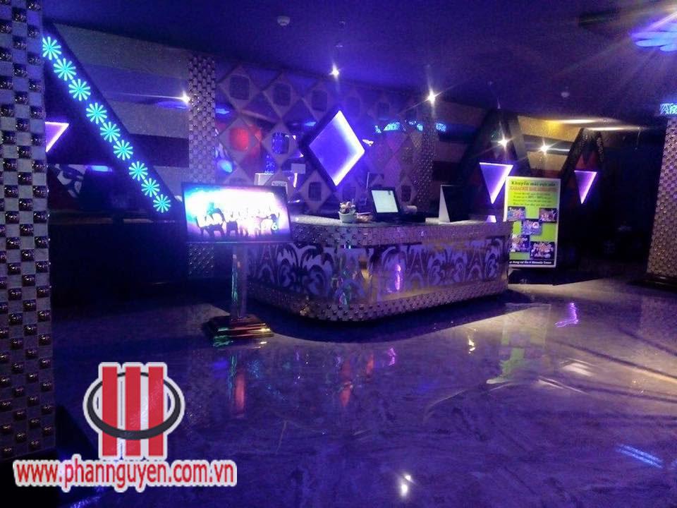 Công trình thi công phòng karaoke Merastis Vũng Tàu