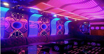 Thi công phòng karaoke Bar Merastis – Vũng Tàu