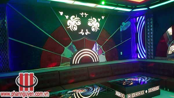 Thi công phòng karaoke Đông Tây 2 - Đức Trọng