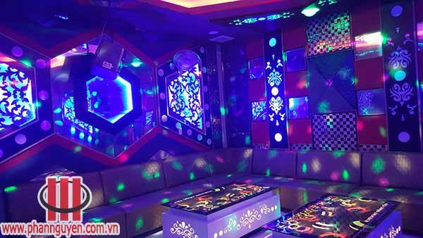 Công trình thi công phòng karaoke Đông Tây 2