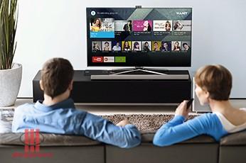 Hanet PlayX One thiết bị giải trí điều khiển bằng giọng nói.