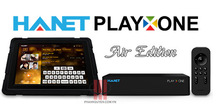 Đầu karaoke Hanet PlayX One Air Edition