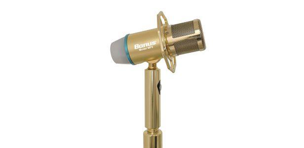 Karaoke Microphone Stand Bonus MF8