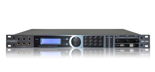 Karaoke Mixer Bonus MK-336