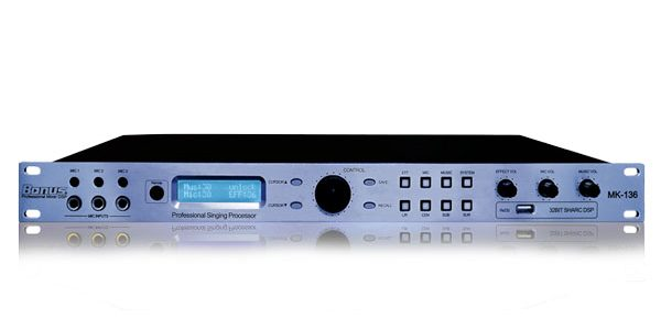Karaoke Mixer Bonus MK-136