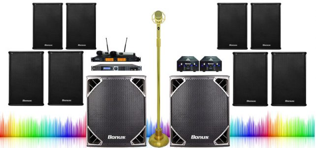 Business Professional karaoke VIP BA-02CN