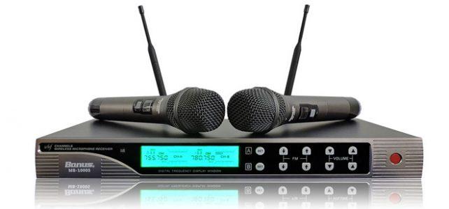 Karaoke Microphone Bonus MB-1000S