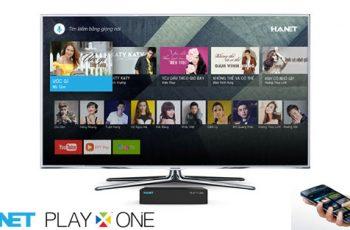 Hướng dẫn kết nối điện thoại, tablet với Hanet PlayX One