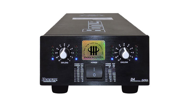 Main Power Bonus D4 công nghệ Class D