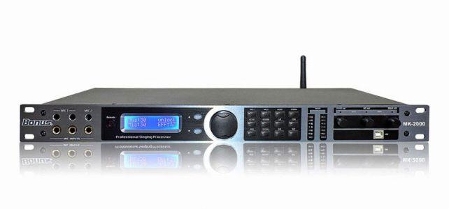 Karaoke Mixer Bonus MK-2000