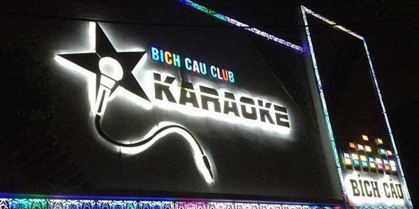 Construction karaoke room Bich Cau Binh Duong