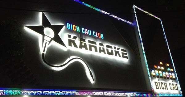 Công trình thi công phòng karaoke Bích Câu Bình Dương
