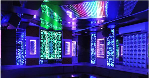 Thiết kế thi công phòng karaoke Phương Ngân Bình Dương