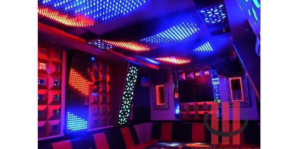 Thi công phòng karaoke DONA 3 – Đức Trọng