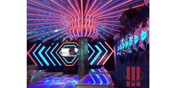 Thi công phòng karaoke Đồng Xanh Tiền Giang