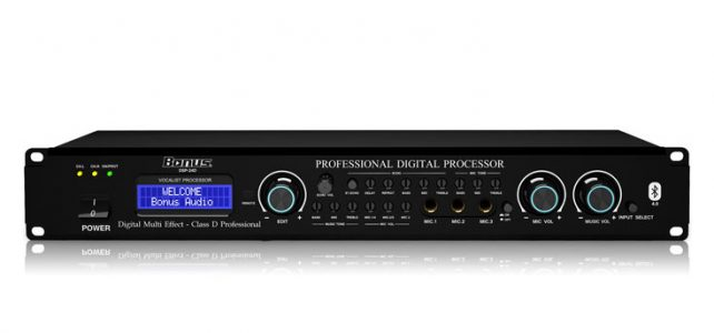 Karaoke Amplifier Digital Bonus DSP-24D