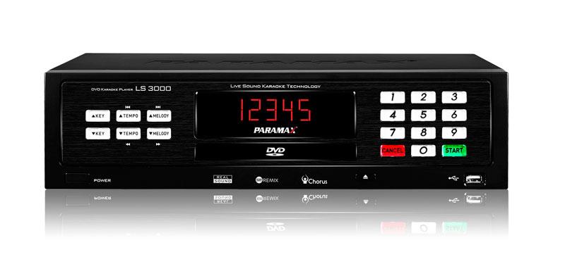 Đầu karaoke Paramax LS-3000
