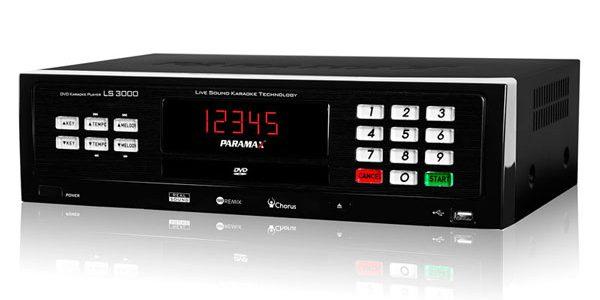 Paramax Karaoke Model LS-3000