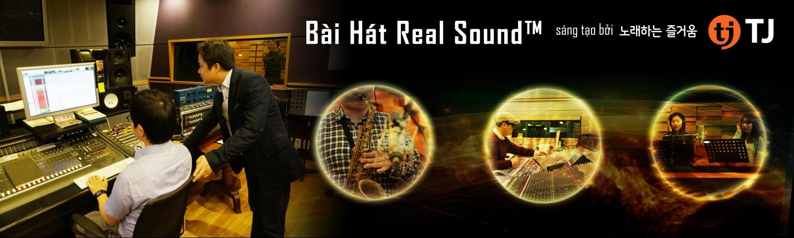Công nghệ Real Sound trên đầu karaoke paramax