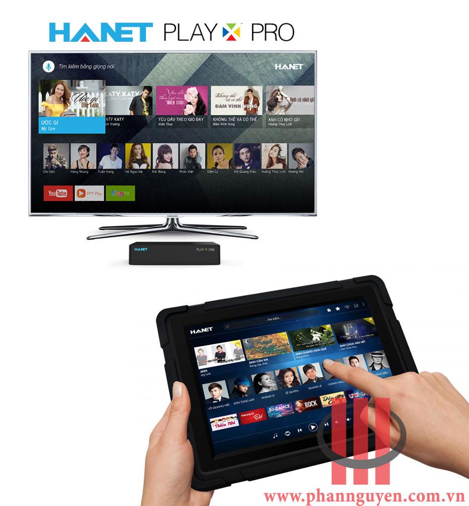 Hanet PlayX Pro