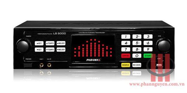Paramax karaoke Model LS-5000
