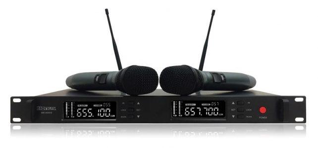 Karaoke Microphone Bonus MB-9000S