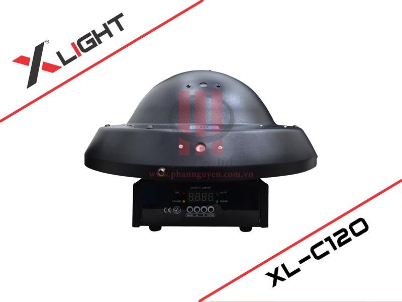Đèn laser dĩa bay cho karaoke XLight XL-C12O