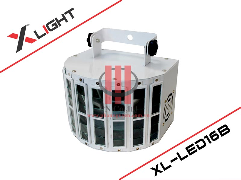 Đèn Led Butterfly 16 XLight xl-led16b
